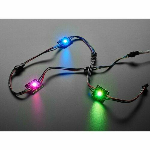 Ultra Bright 3 Watt Chainable NeoPixel LED - WS2811