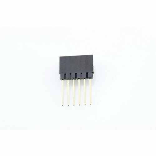 1x6 Stackable Header For Arduino Shield