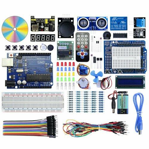 Elecrow UNO R3 Starter Kit for Arduino