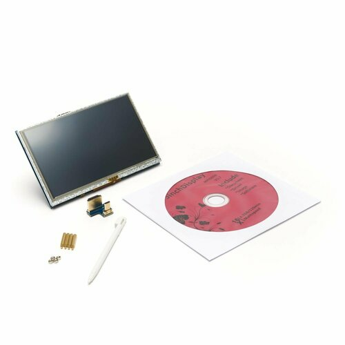 5 inch LCD HDMI Touch Screen Display for Raspberry Pi 4