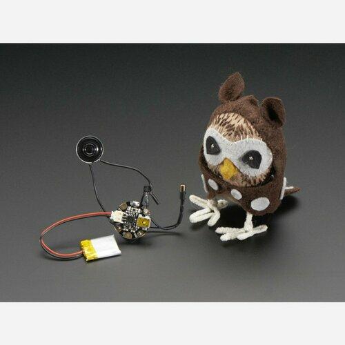 GEMMA Talking Toy Guts Sound Pack