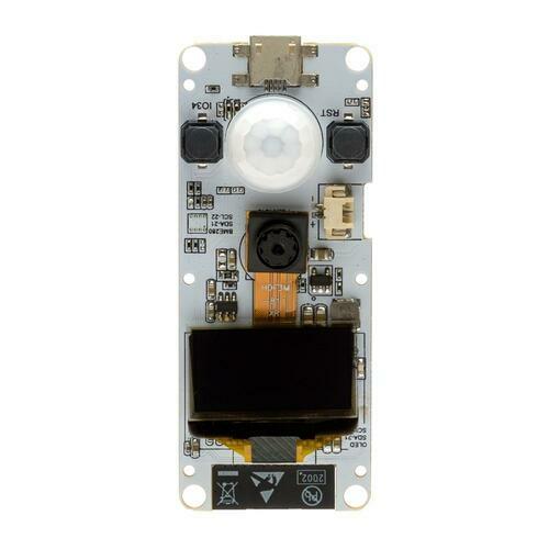 T-Camera ESP32 WROVER  PSRAM Camera Module