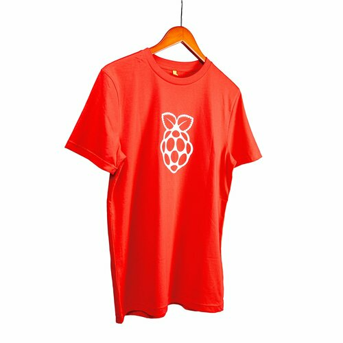 Raspberry Pi Adult Size Medium T-Shirt