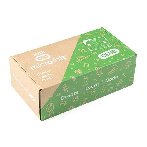 micro:bit v2 Club Kit - Go Bundle 10-Pack