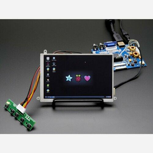 5.6 Display  Audio 1280x800 (720p) Kit - HDMI/VGA/NTSC/PAL