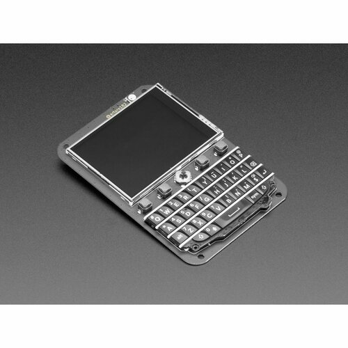 Keyboard FeatherWing - QWERTY Keyboard + 2.6 LCD