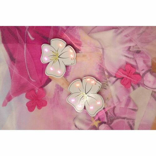 Kitty's Flower - Bluetooth Wearable Brooches