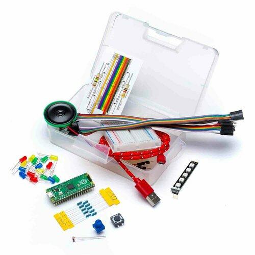 Electronics Kit for Raspberry Pi Pico