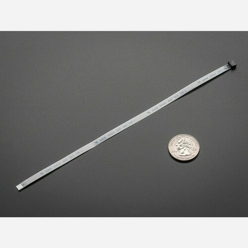 Resistive Touchscreen Extension Cable - 20cm / 8 - 1mm Pitch