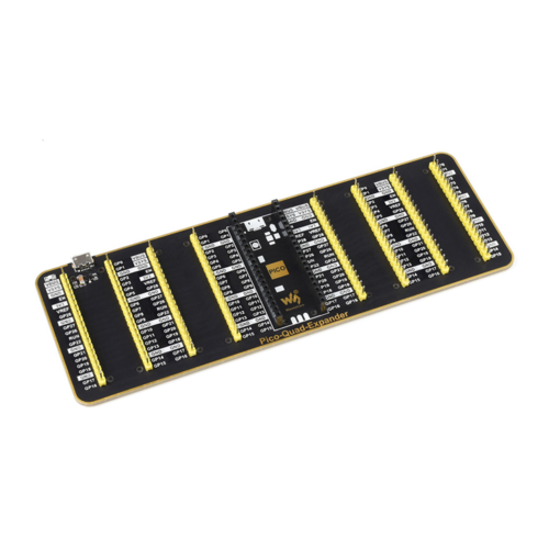 Pico - Quad-Expander IC Test Board