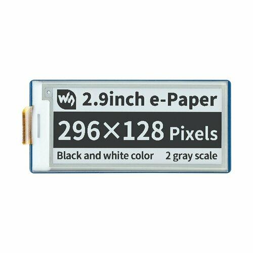 Pico - ePaper-2.9 IC Test Board