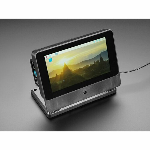 Smarti Pi Touch Pro for Raspberry Pi and Official 7 Display