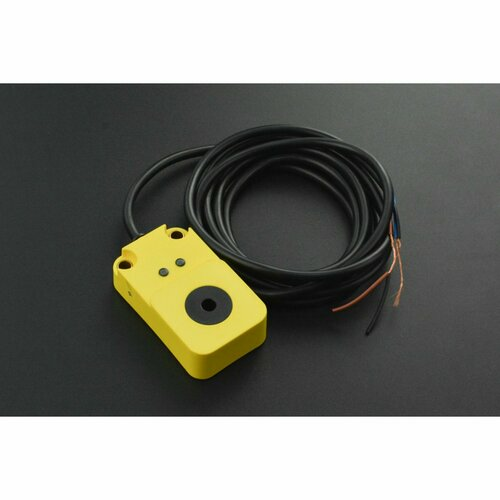 Ring Inductive Proximity Sensor (6mm Hole Diameter)