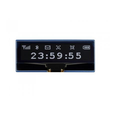 2.23inch OLED Display Module for Raspberry Pi Pico, 128×32, SPI/I2C