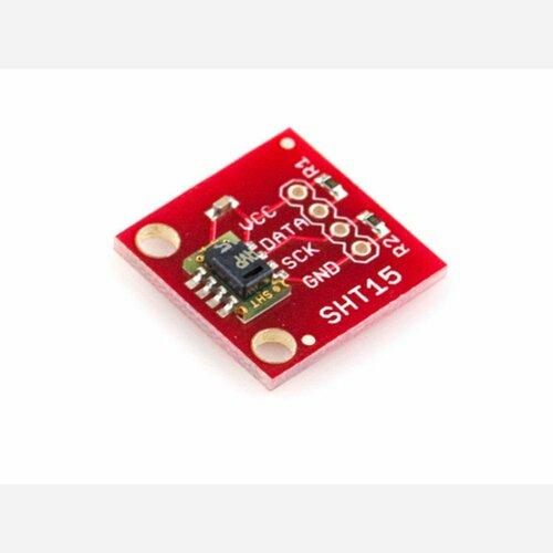 Humidity and Temperature Sensor - SHT15 Breakout [SHT15]