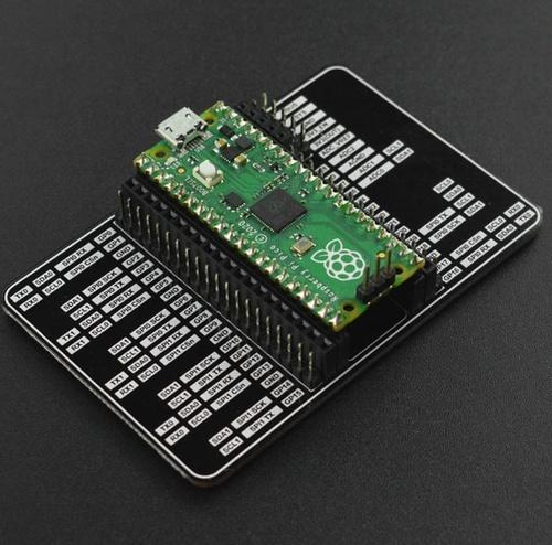 IO Expansion Board for Raspberry Pi Pico
