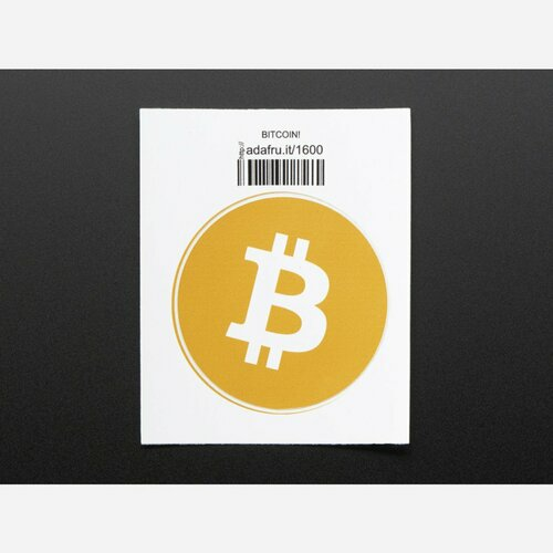 Bitcoin - Sticker!