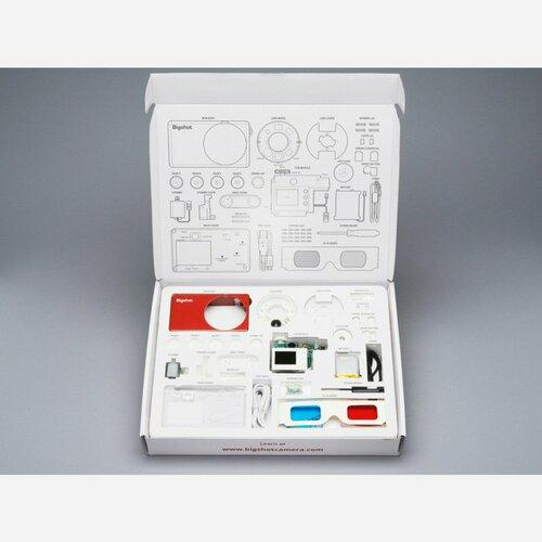 Bigshot Camera - DIY Digital Camera Kit