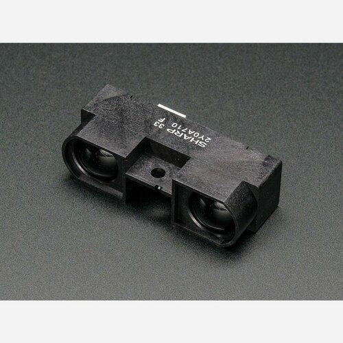IR Distance Sensor - Includes Cable (100cm-500cm) [GP2Y0A710K0F]