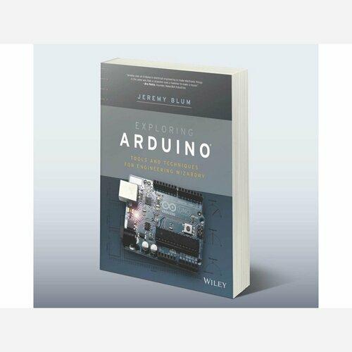 Exploring Arduino by Jeremy Blum