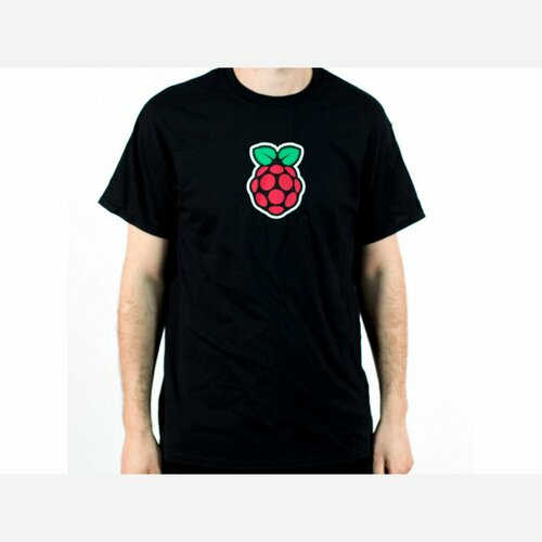 Raspberry Pi Logo T-Shirt