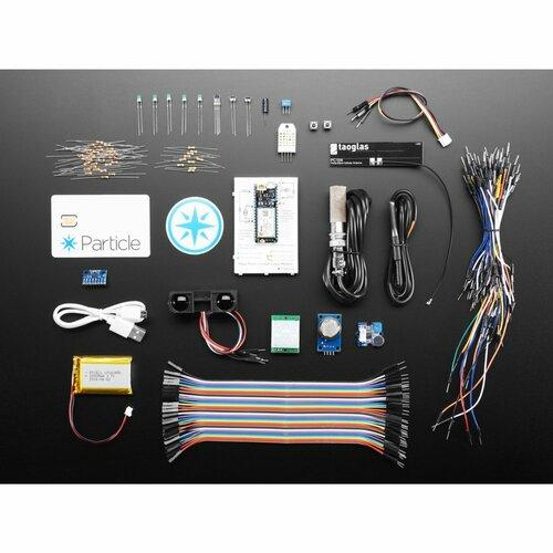 Particle Sensor Kit 3G - Americas/Aus