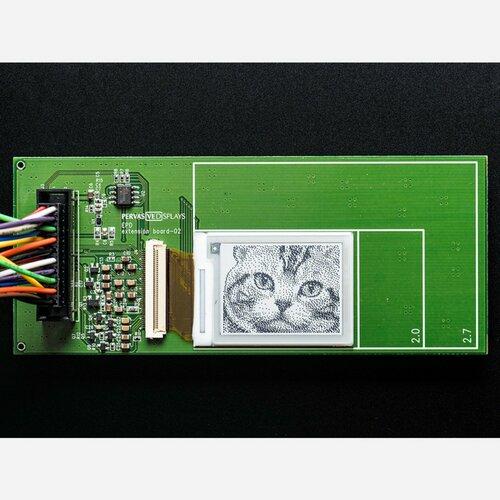 RePaper - 1.44 Graphic eInk Development Board [SG020]