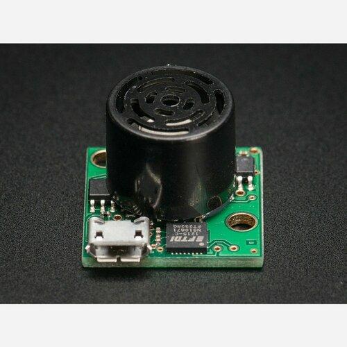 Maxbotix Ultrasonic Rangefinder - HR-USB-EZ1 [MB1413]
