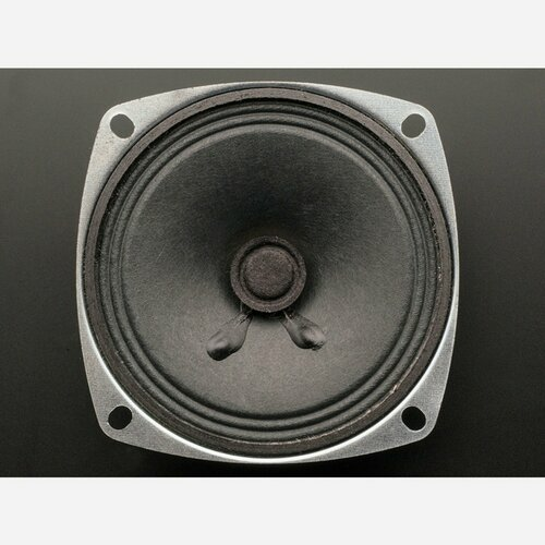 Speaker - 3inch  / 76.2mm  Diameter - 4 Ohm 3 Watt