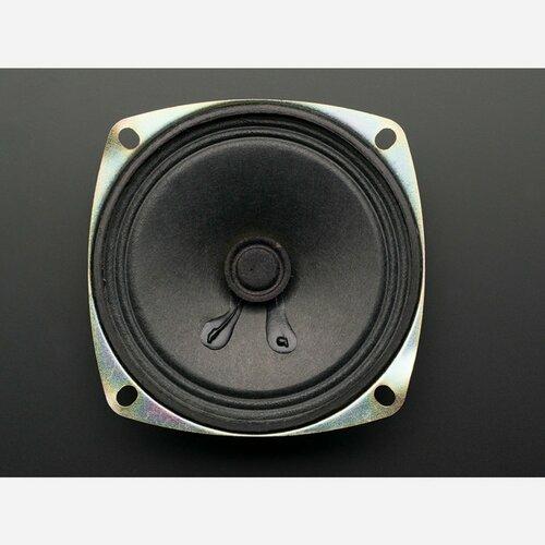 Speaker - 3 inch  / 76.2mm Diameter - 8 Ohm 1 Watt