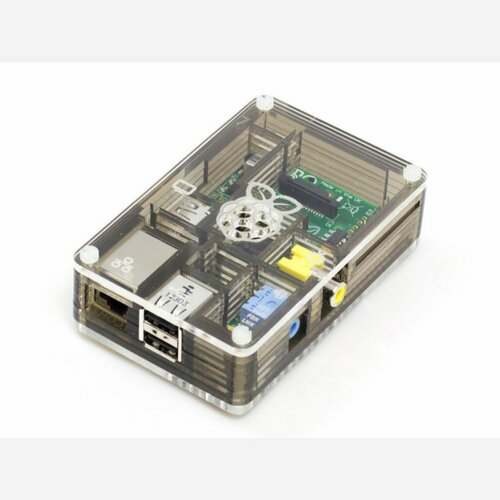 Ninja Pibow - Enclosure for Raspberry Pi Model B Computers
