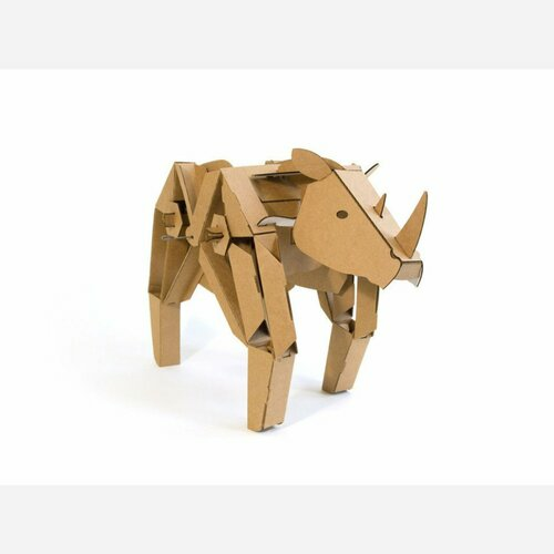 Rory the Rhino - Kinetic Creatures