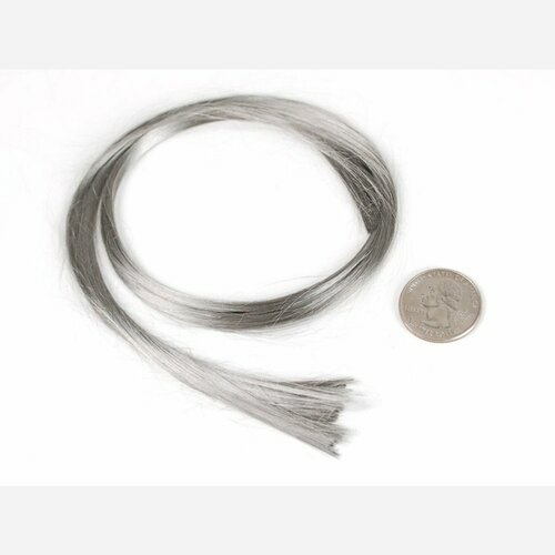 Conductive Fiber - Stainless Steel 20um - 10 grams