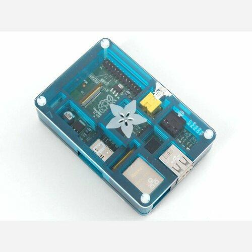 Adafruit Pibow - Enclosure for Raspberry Pi Model B Computers