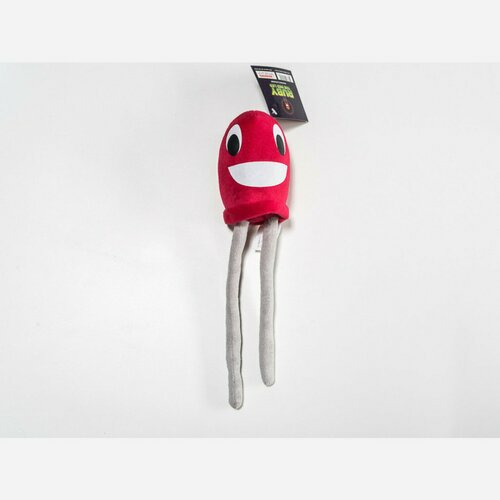 Ruby the Red LED - Circuit Playground Plushie