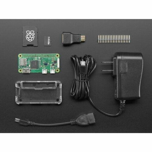 Raspberry Pi Zero W Budget Pack - Includes Pi Zero W