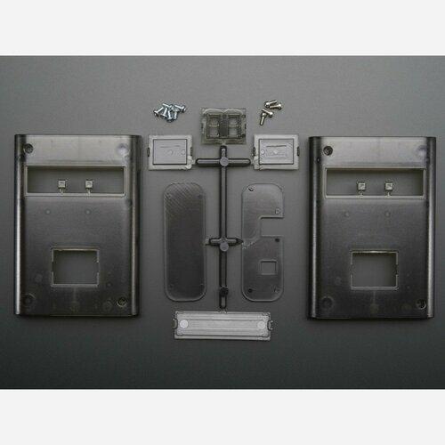 Smoke Translucent Enclosure for Arduino - Electronics enclosure [1.0]