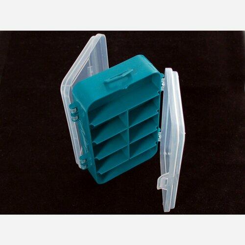 Bi-Fold Compartment Parts Box
