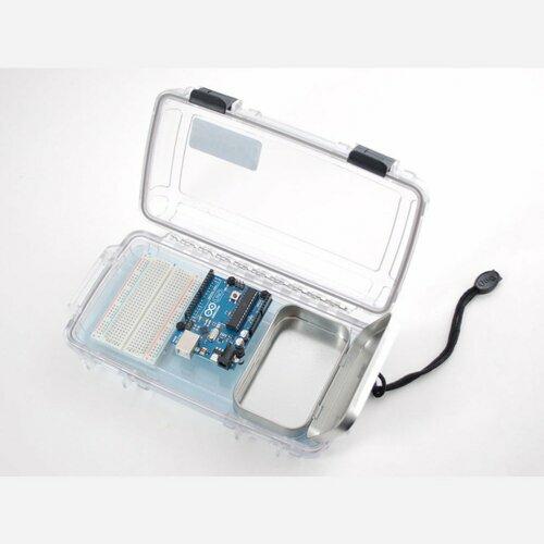 Lady Ada's Bento Box - Portable Pack  Hack Box [Breadboard + Tin]