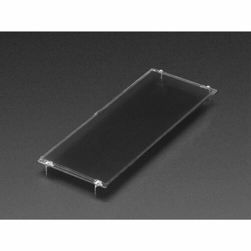 Liquid Crystal Light Valve - LCD Controllable Black-out Panel