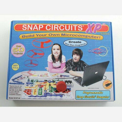 Snap Circuits® XP™ [Elenco SCXP-50]
