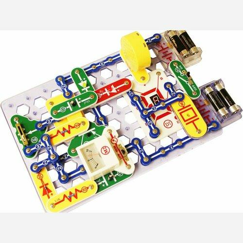 Snap Circuits® Pro 500 Experiments [Elenco SC-500]