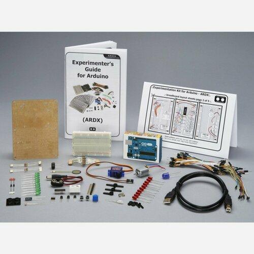 Adafruit ARDX - v1.3 Experimentation Kit for Arduino (Uno R3) [v1.3]