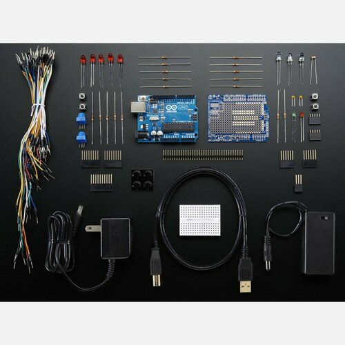 Starter Pack for Arduino (Includes Metro Uno R3)