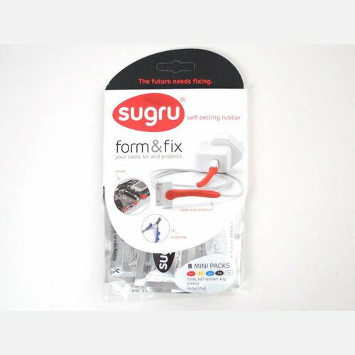 Sugru - multicolor pack