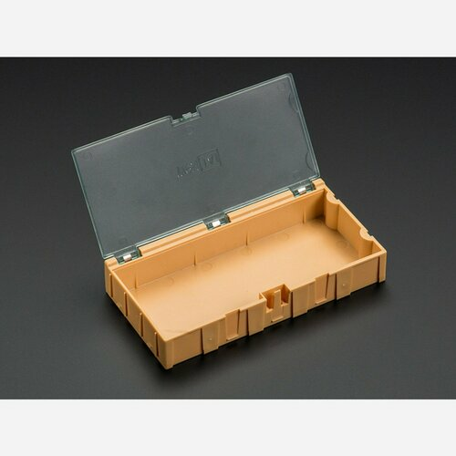 Large Modular Snap Box - SMD component storage [Orange]