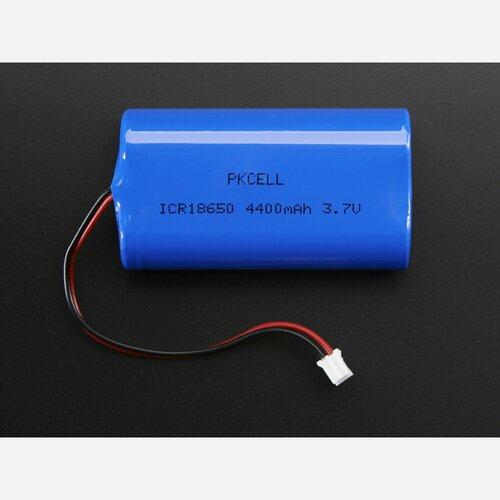 Lithium Ion Battery Pack - 3.7V 4400mAh