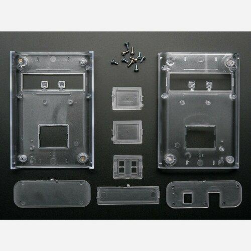 Clear Enclosure for Arduino - Electronics enclosure [1.0]