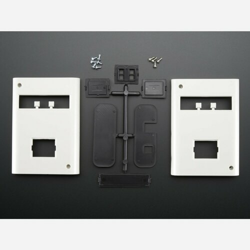 White Enclosure for Arduino - Electronics enclosure [1.0]