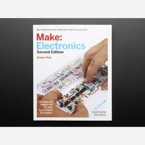 Make: Electronics (Charles Platt) - 2nd Edition
